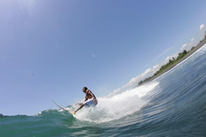 Surfkurs auf Bali
