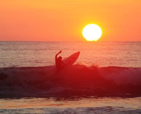 Surfen lernen Jaco Costa Rica
