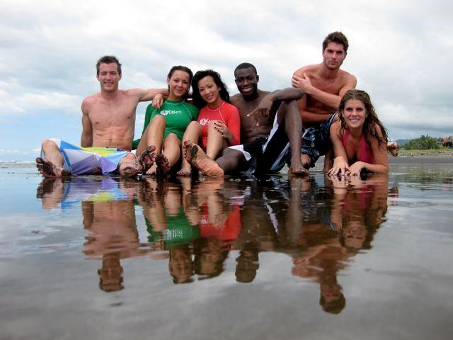 Costa Rica Surfkurs