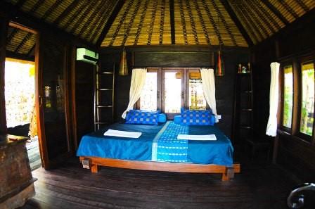 Unterkunft zum Surfen in Padang Bali