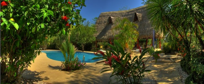 Surf Villa mit Pool in Costa Rica