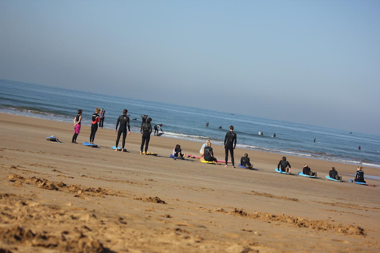 Surfen in Tamraght