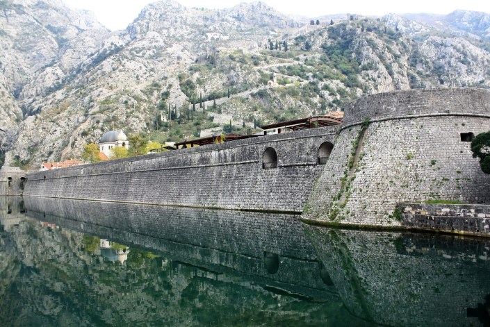 The Walls of Kotor