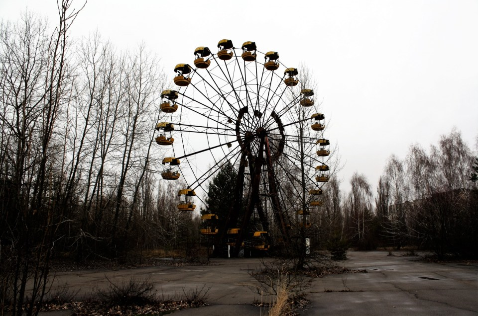 I Went To The Chernobyl Exclusion Zone