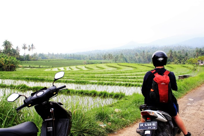 Photos From The Road: Bali By Bike