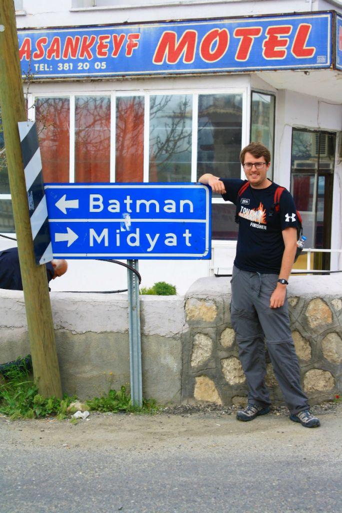 Batman Turkey Travel