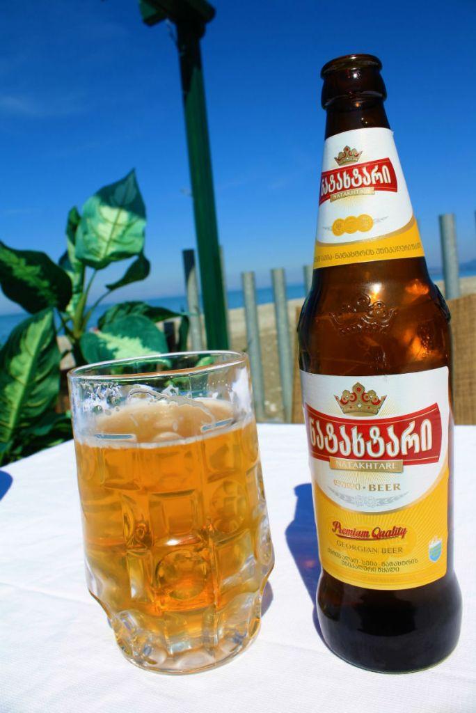 Batumi Boulevard Beer