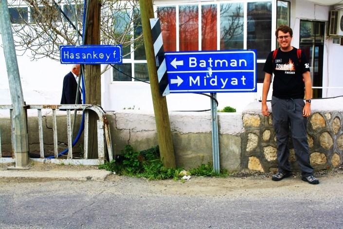 Turkey: In Search Of Batman