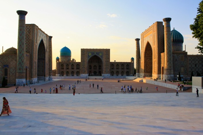 How To Get An Uzbekistan Visa In Baku!