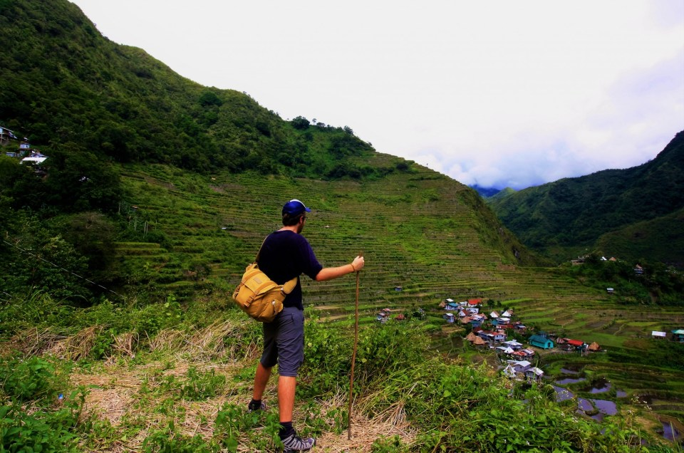 The Rice Terraces Of Banaue