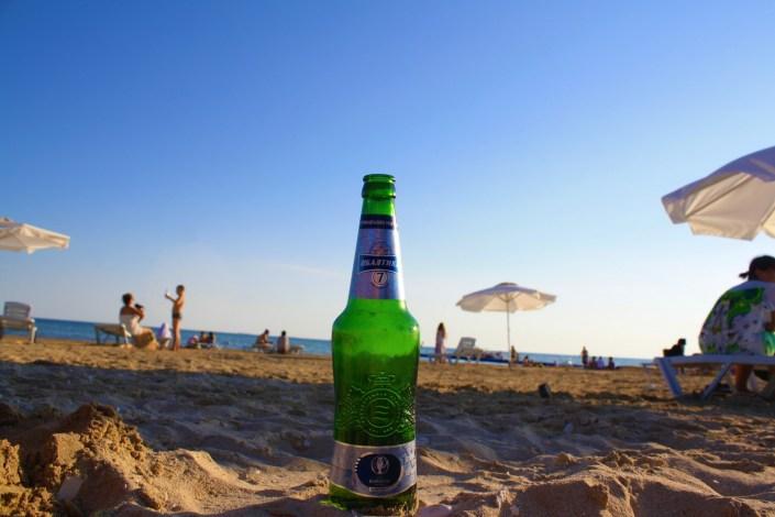 A Kazakhstan Beach Holiday