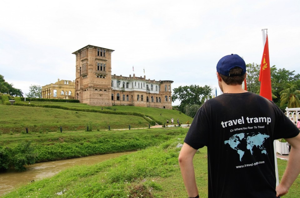 The Ruins Of Kellie's Castle