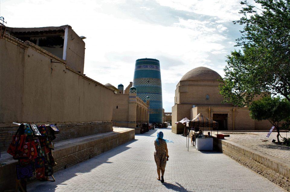 Khiva Travel Uzbekistan