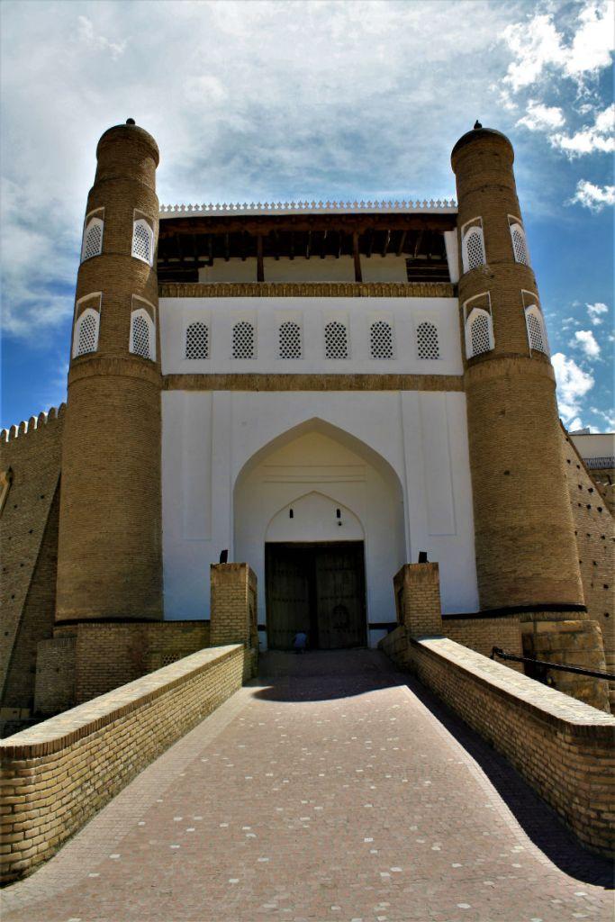 Bukhara Uzbekistan Travel