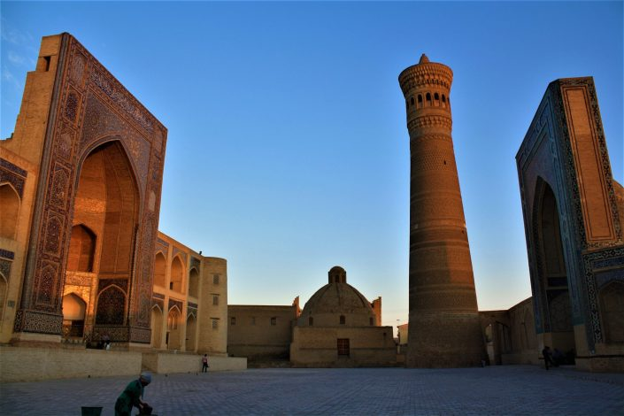 Bukhara: Dark Tourism On Uzbekistan's Silk Road