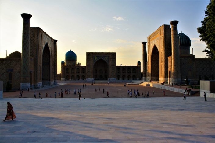 Samarkand: The Legend Of The Silk Road