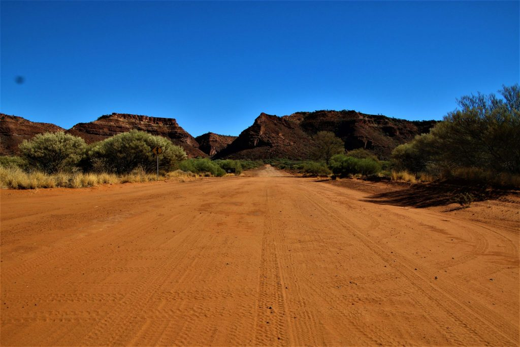 Kennedy Range Western Australia