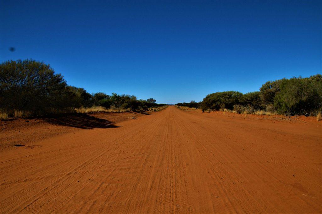 Mount Augustus National Park Western Australia