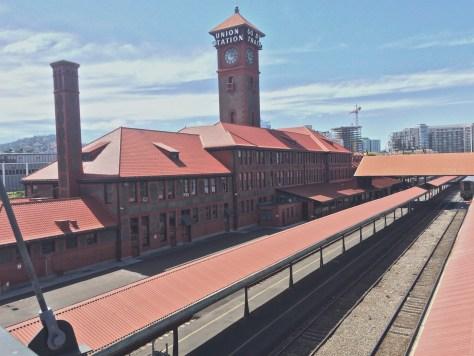Union Train Station Portland Oregon - Version 2