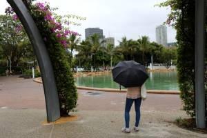 More rain in Brisbane