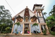 Good Friday service in Londa, Toraja