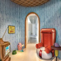 Spongebob House Living Room | www.pixshark.com - Images ...