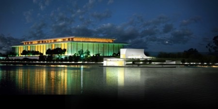 Kennedy Center Congressional Tours