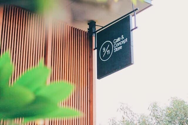 travelbeib bali coffee review 911 cafe and concept store front look