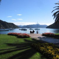 Traveling guide to New Zealand