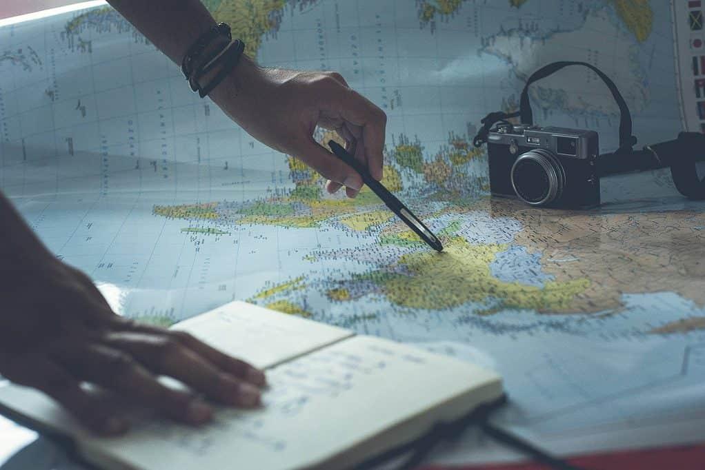 Planning a Round-The-World Trip