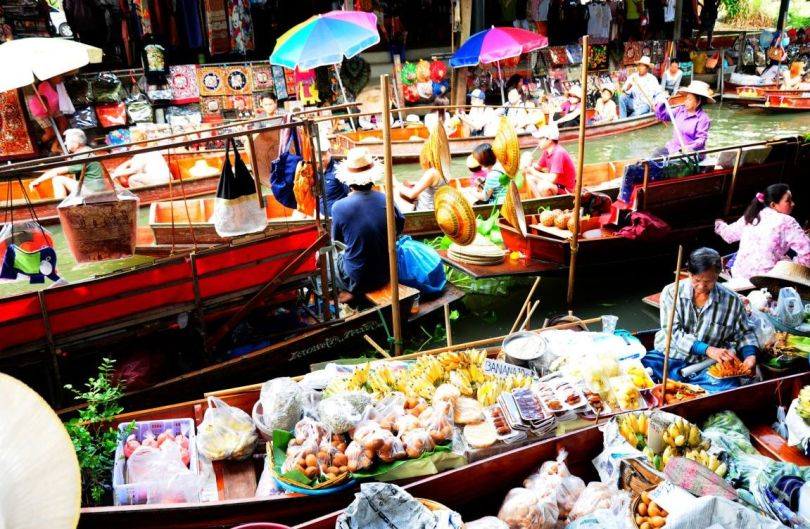 The Floating Markets2