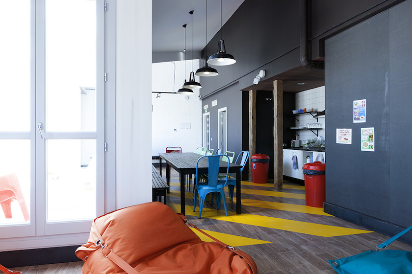 Travelettes Hostels We Love Room007 In Madrid