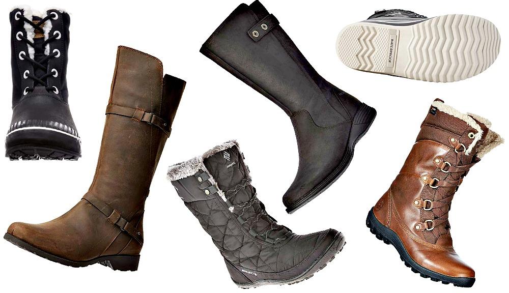 Best Women39s Waterproof Boots To Wear For Winter Travels