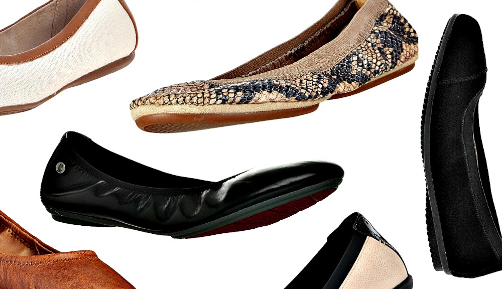 Most Comfortable Ballet Flats For Travel 2018 They39re