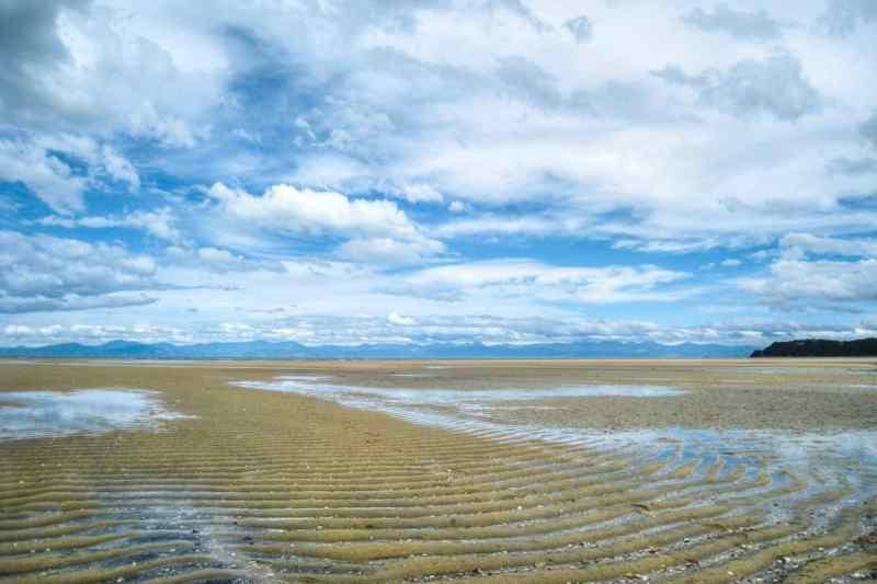 Desert Beach, Abel Tasman