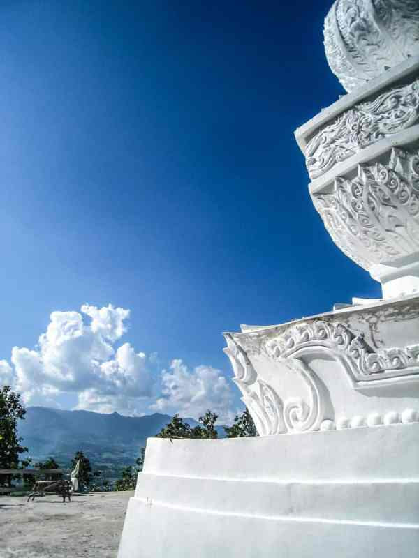 Big Buddha, Pai, Thailand
