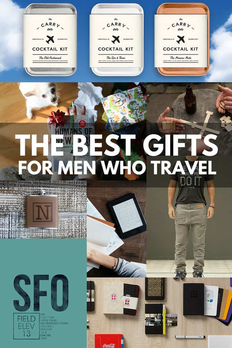 The 27 best gifts for men who travel travelfreak