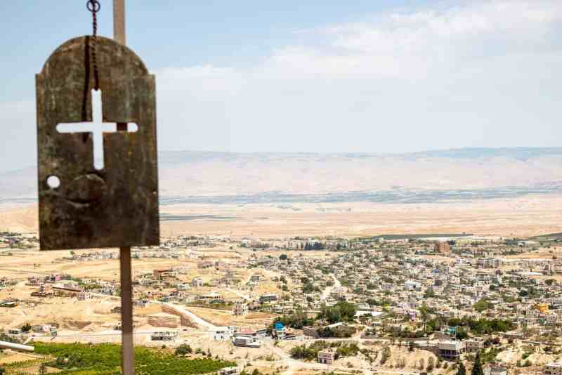 Photo of the city of Bethlehem