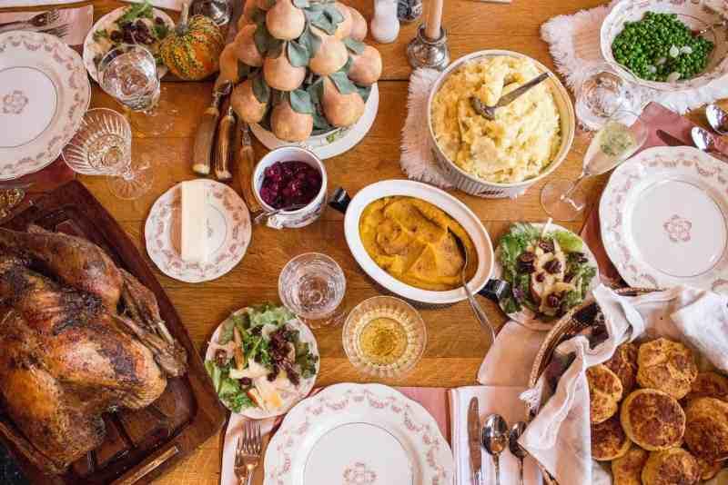 Photo of Thanksgiving Dinner
