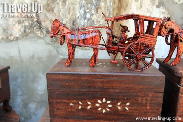 wooden furniture from vigan