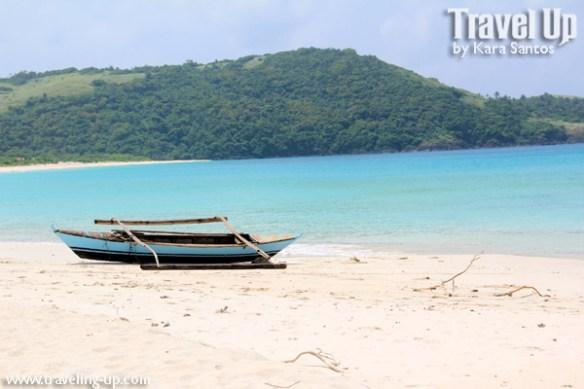 boat in calaguas camarines norte