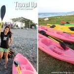 Chasing Waves: Kayak Surfing in Camarines Norte