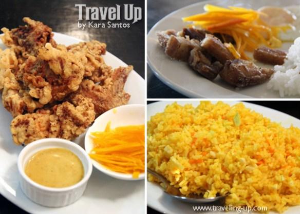 paseo rizal mayagay food