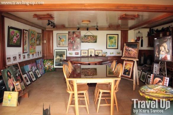 paseo rizal mayagay museum paintings