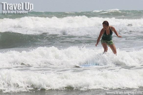 03. bagasbas beach surfing travelup