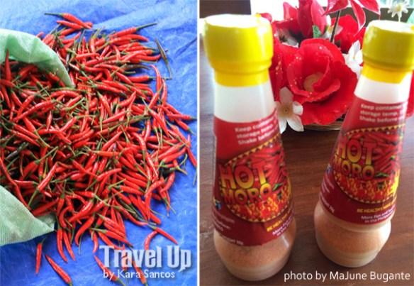 tawi-tawi hot moro chili powder