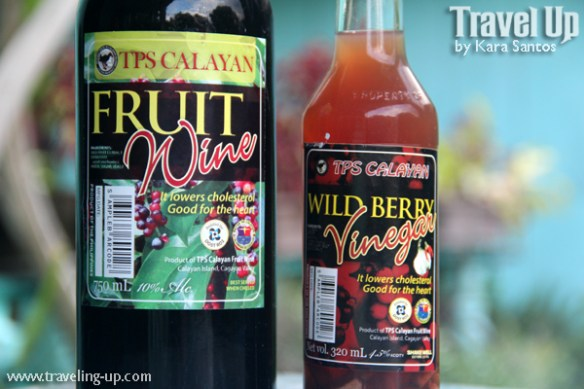 calayan babuyan islands banayuyu wild berry fruit wine