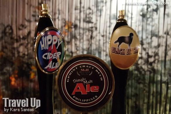 gpoint craft beer hippy cider ale black bitch