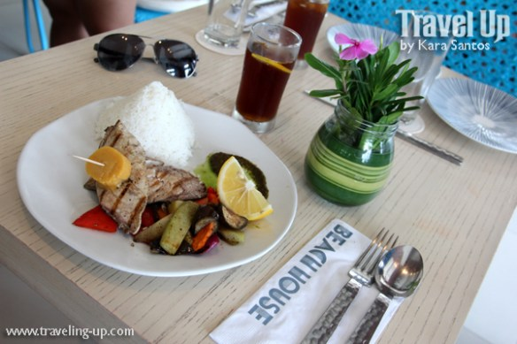 costa pacifica beachouse grilled seafood veggies