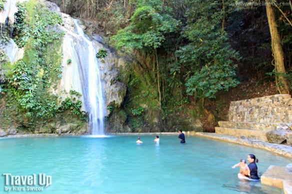 palo alto falls swimming